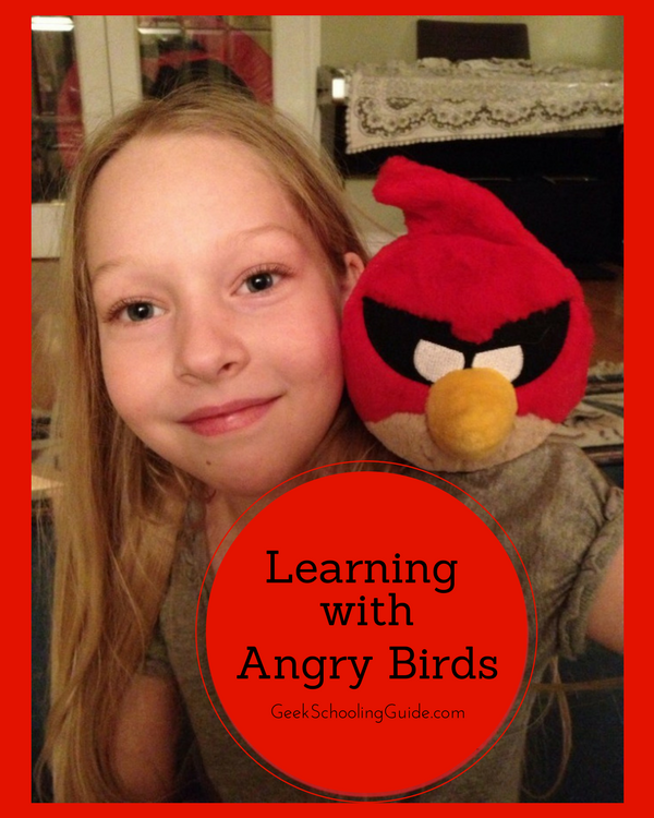 learning with angry birds